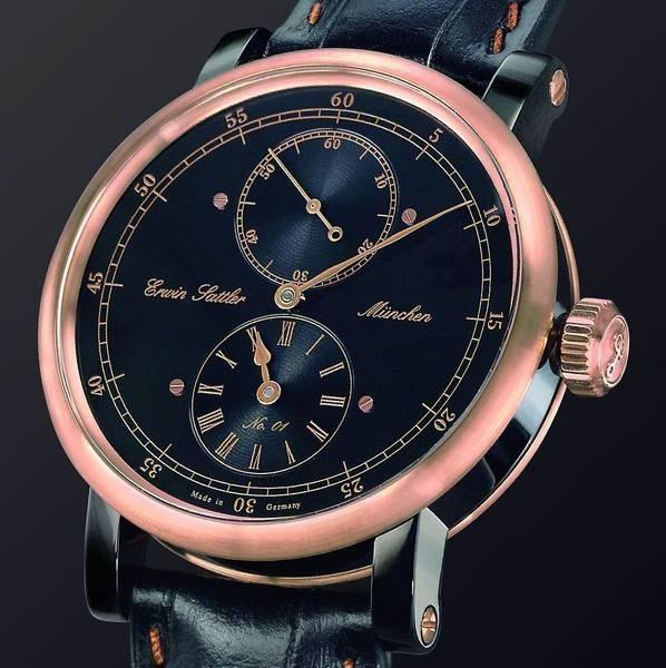 Erwin Sattler Armbanduhren