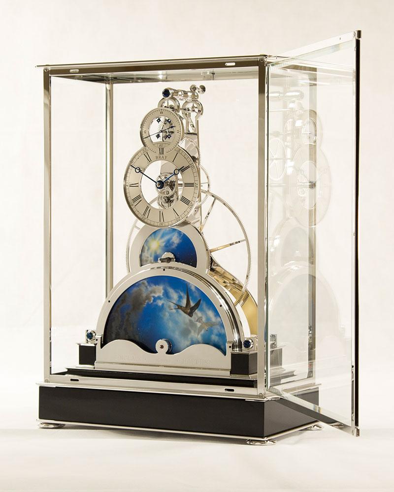 NEU: Die Sun & Moon Clocks von Sinclair Harding